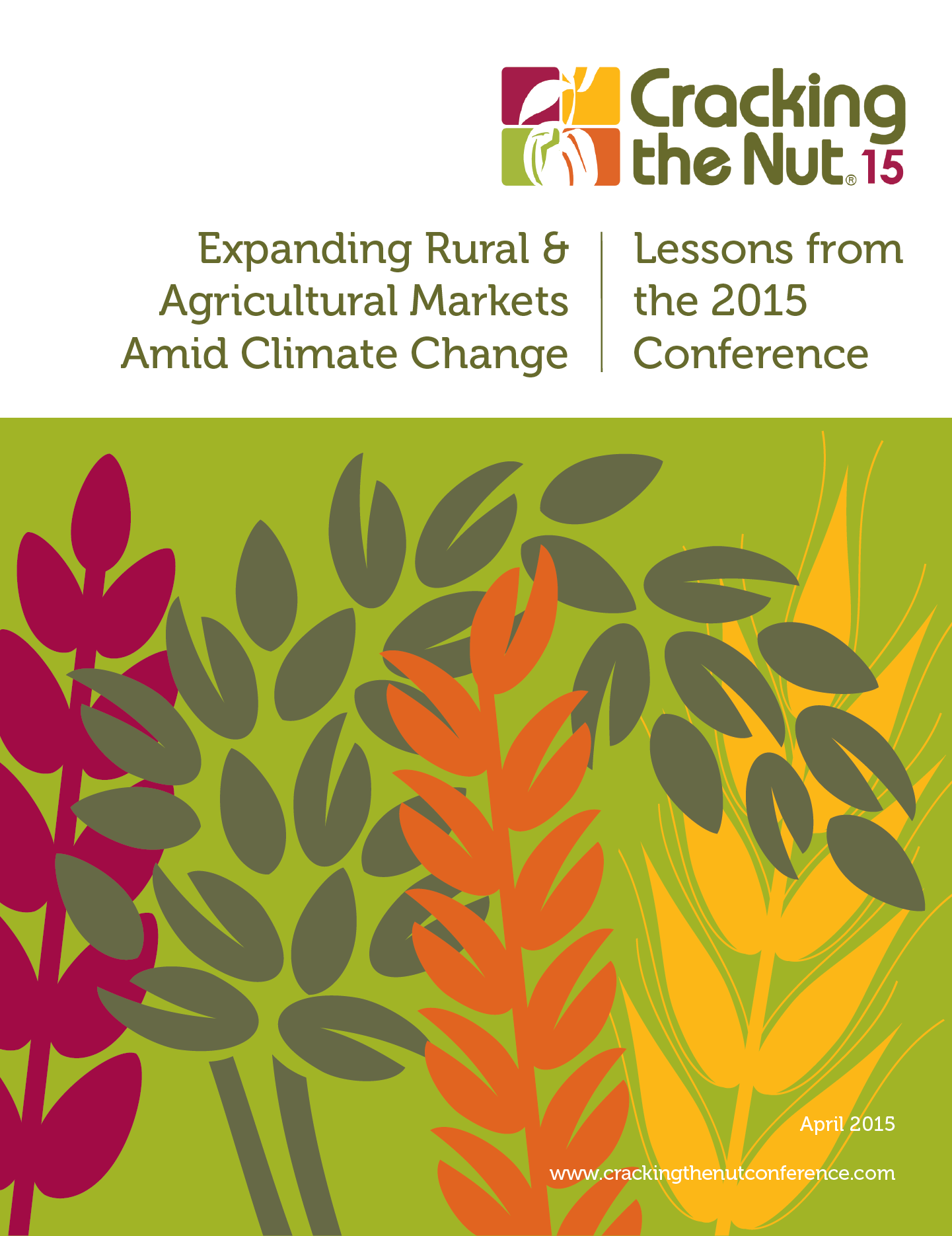 Cracking the Nut Publication 2015